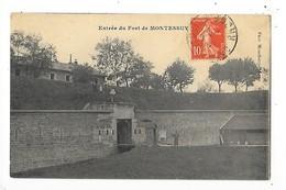 Entrée Du Fort De MONTESSUY  (cpa 69)  -  L 1 - Caluire Et Cuire