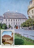 41991 Romania,  Maximum 1970 Sibiu, Architecture , The Bruchental Museum - Cartes-maximum (CM)
