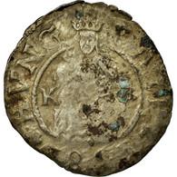 Monnaie, Hongrie, Denier, 1581, TB+, Argent - Hongrie
