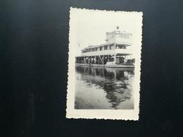 BATEAUX DE L OTRACO OFFICE DES TRANSPORTS COLONIAUX CONGO BELGE COLONIE BELGIQUE LOT 10 PHOTOS D UN MARIN ANNÉES 1950 - Barche