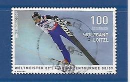 Austria  2009 Wolfgang Loitzl   Used - 2001-10 Afgestempeld