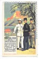 Engagez Vous Dans Les Troupes Coloniales   -  L 1 - Patriotiques