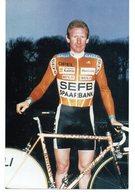 Cyclisme Carte Postale  Paul De Brauwer - Radsport