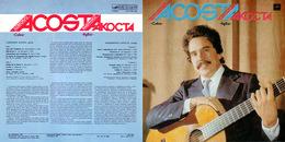 Superlimited Edition CD Ildefonso Acosta. FRESCOBALDI. SOR. ALBENIZ. Etc - Instrumental