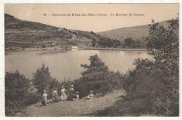 42 - Environs De RIVE-DE-GIER - Le Barrage De Couzon - CFM 94 - Rive De Gier