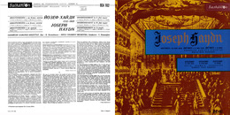 Superlimited Edition CD Vassil Kasandijev. HAYND. DIVERTISSMENTS №№ 5, 1, 7. - Instrumental