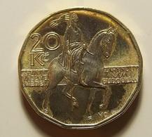 Czech Republic 20 Korun 2002 - Tchéquie