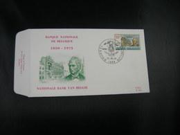 "BELG.1975 1781 FDC Brus/Brux :  "" Nationale Bank Van Belgie/Banque Nationale De Belgique  "" - FDC"