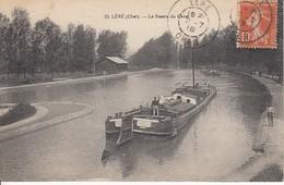Lere Le Bassin Du Canal - Lere