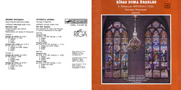 Superlimited Edition CD Yevgenia Lisitzyna. VIVALDI. QUATTO STAGIONI. - Instrumental