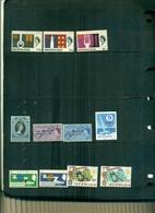 BERMUDES INCORONATION-CONFERENCE-J.O.TOKYO-100 UIT-ENGLAND 66-UNESCO 11 VAL NEUFS A OARTIR DE 1.25 EUROS - Bermudes
