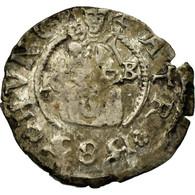 Monnaie, Hongrie, Denier, 1585, TB+, Argent - Hongrie