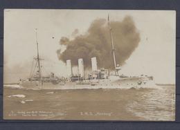 "S.M.S. ""Hamburg"" - Guerre 1914-18"
