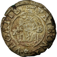 Monnaie, Hongrie, Denier, 1578, TTB, Argent - Hongrie
