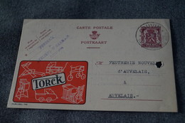 Publibel,Torck 1948 ,pour Collection - Stamped Stationery