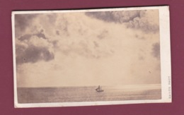 310119 - PHOTO CDV 1865 - 76 LE HAVRE Mer Voilier - Bateau Marine - Le Havre