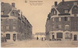 """Schaerbeek-Helmet - """"Le Foyer Schaerbeekois"""" - Rue Fernand Séverin - Animé - 1926 - Schaerbeek - Schaarbeek"""