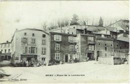 54. Briey. Place De La Lombardie. - Briey