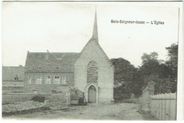 Bois-Seigneur-Isaac. L'Eglise. - Eigenbrakel