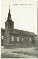 Dickele. Kerk S.Pietersbanden. - Zwalm