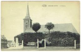 Brugelette. L'Eglise. - Brugelette