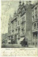 Antwerpen. Anvers. Nouvelles Maisons De La Rue Leys. - Antwerpen