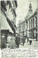Antwerpen. Anvers. La Maison Tietz. - Antwerpen
