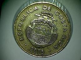Costa Rica 500 Colones 2005 - Costa Rica