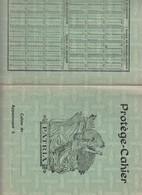 PROTÈGE CAHIER Ancien - PUB PATRIA - Buvards, Protège-cahiers Illustrés