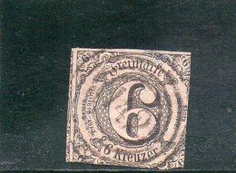 THURN UND TAXIS 1859 O AMINCI - Tour Et Taxis