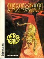 Jeremiah - Afromerica (1ste Druk) 1982 - Jeremiah