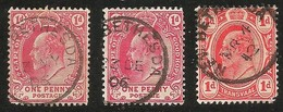 Kaap De Goede Hope. NEW BETHESDA Postmarks, One Interprovincial. - Südafrika (...-1961)
