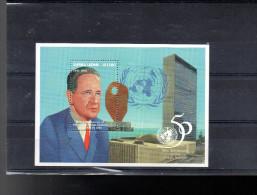 SIERRA LEONE BLOC 265** SUR LES 50 ANS DE L ONU - Sierra Leone (1961-...)