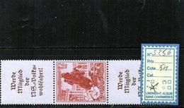 D.REICH - Ostmarklandschaften S256* - Se-Tenant