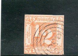 THURN UND TAXIS 1882-4 O AMINCI - Tour Et Taxis
