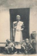 LAOS )) LE SATOU DE WAT MAI  Grand Aumonier De La Cour De  Luang Prabang - Laos