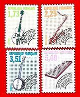 3512 --  FRANCE  Préoblitérés - 1992 - N° 224 / 27**  Neufs - Préoblitérés