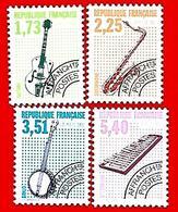 3513 --  FRANCE  Préoblitérés - 1992 - N° 224 / 27**  Neufs - Préoblitérés