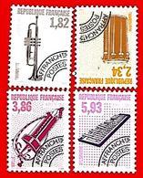 3514 --  FRANCE  Préoblitérés - 1993 -  N° 228 / 31**  Neufs - Préoblitérés