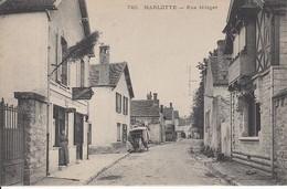 Marlotte Rue Murger - France