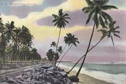 COLOMBO SEA SIDE VIEW    AUTENTICA 100% - Sri Lanka (Ceylon)
