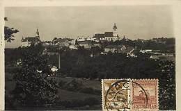 Pays Div -ref R28- Slovaquie - Nove Mesto - Carte Bon Etat - - Slovaquie