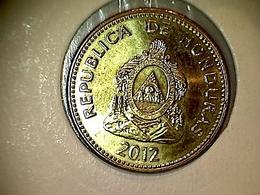 Honduras 5 Centavos 2012 - Honduras