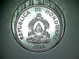 Honduras 20 Centavos 2014 - Honduras