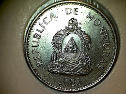 Honduras 50 Centavos 2005 - Honduras