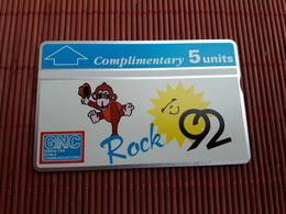 Phonecard Gibraltar 204 A Used - Gibraltar