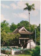 Vietnam Postcard Sent To Denmark 17-4-2002 (The One - Pillar Pagoda) - Vietnam