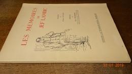 #20597 [Boek] Les Mémoires De Jef Lambic / Dessins De Robert Desart ; Préface De Léon Wielemans - Culture