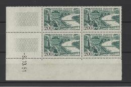 FRANCE  YT  Coins Datés PA  N° 25  Neuf **  1949 - 1950-1959