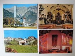 ÖSTERREICH - AUTRICHE - Lot 52 - 100 Cartes Postales Différentes - 100 - 499 Cartes